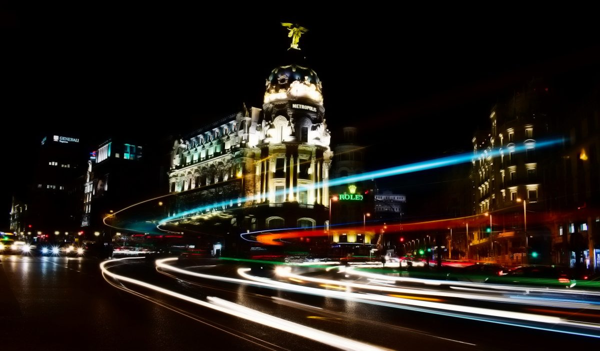 Rent an apartment in Madrid