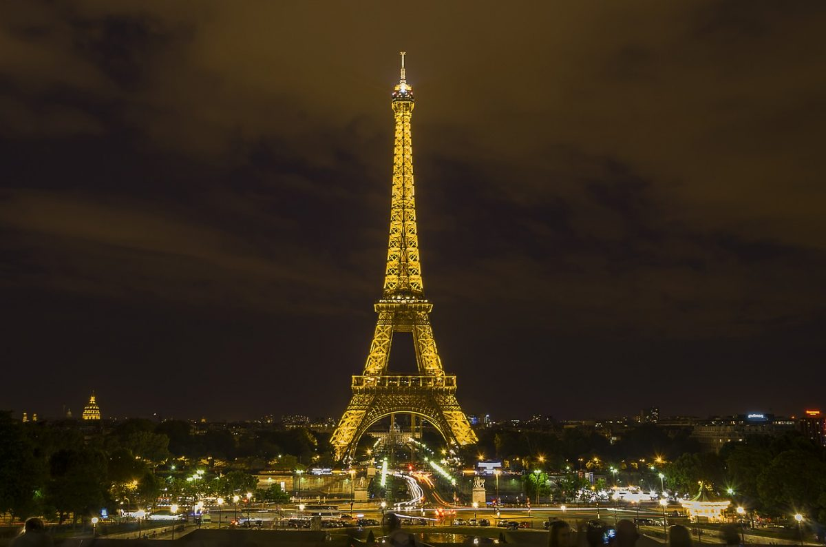 What to do in Paris - Tour Eiffel