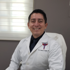 Francisco Jose Ordoñez Padilla, English, Spanish speaking General practitioner in Cancún.