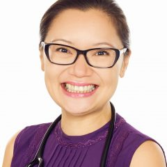 Valérie Duron, English, French speaking Dermatologist, General practitioner in Singapore.