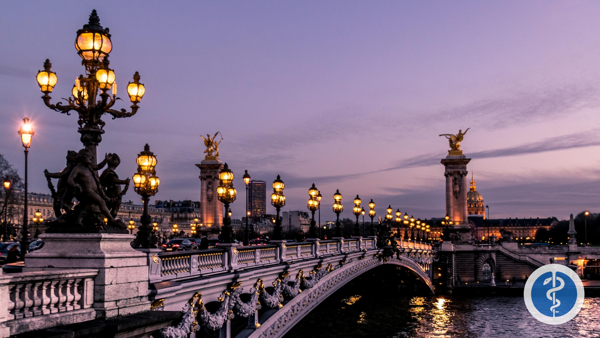 An Image to help travel to find a doctor in Paris