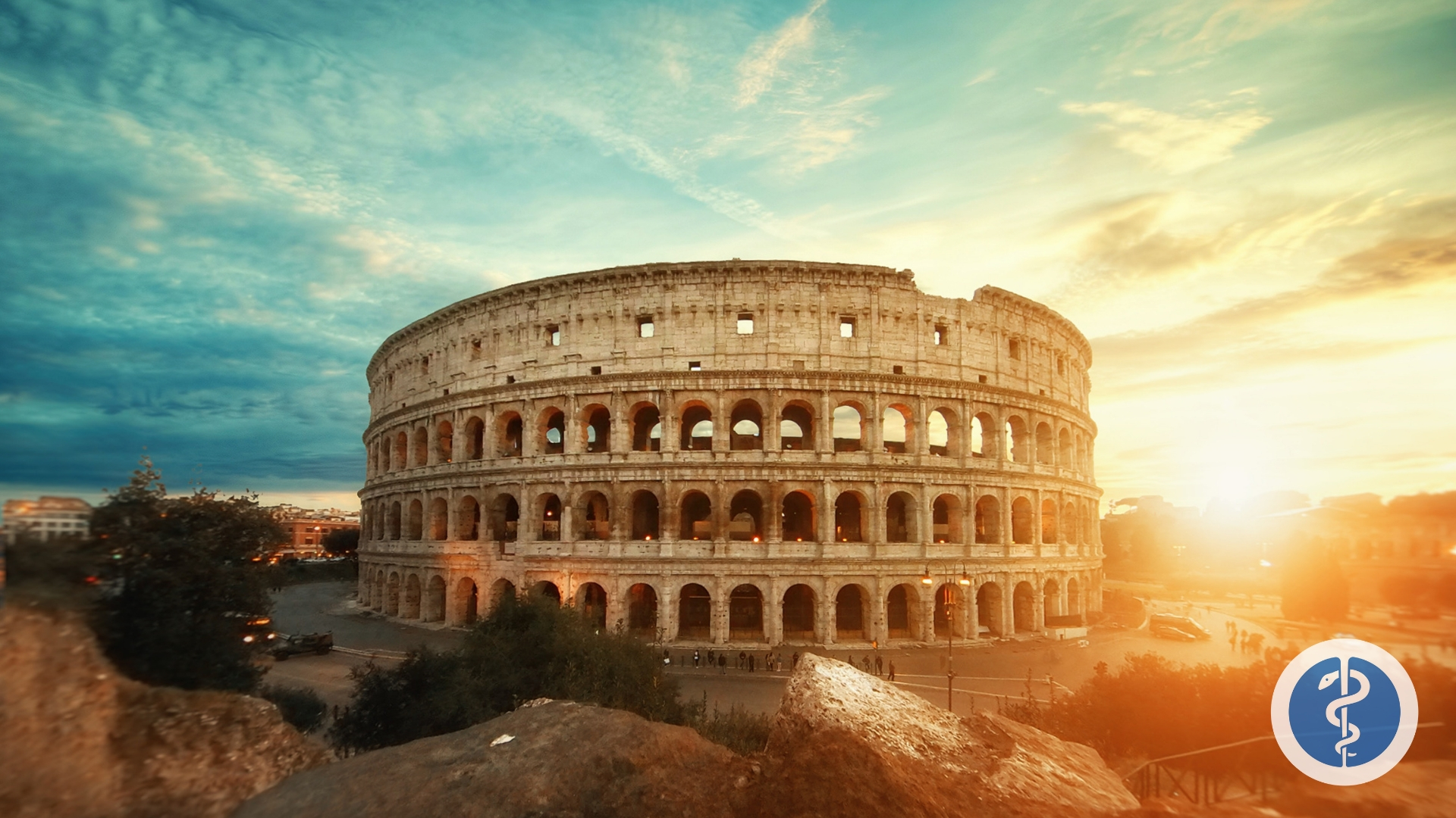 Image to show ways to find an English speaking doctor in Rome