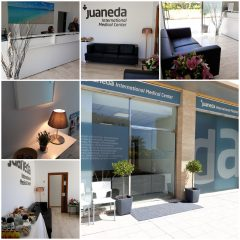 Medical center Juaneda International clinic - Catalan, English, French, German, Spanish speaking doctors in Mallorca